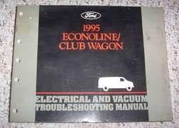 1995 Ford Econoline E-150, E-250 & E-350 & Club Wagon ...