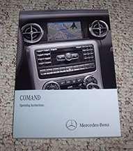 2014 mercedes benz c250 c300 c350 c63 amg c class for Mercedes benz navigation system manual