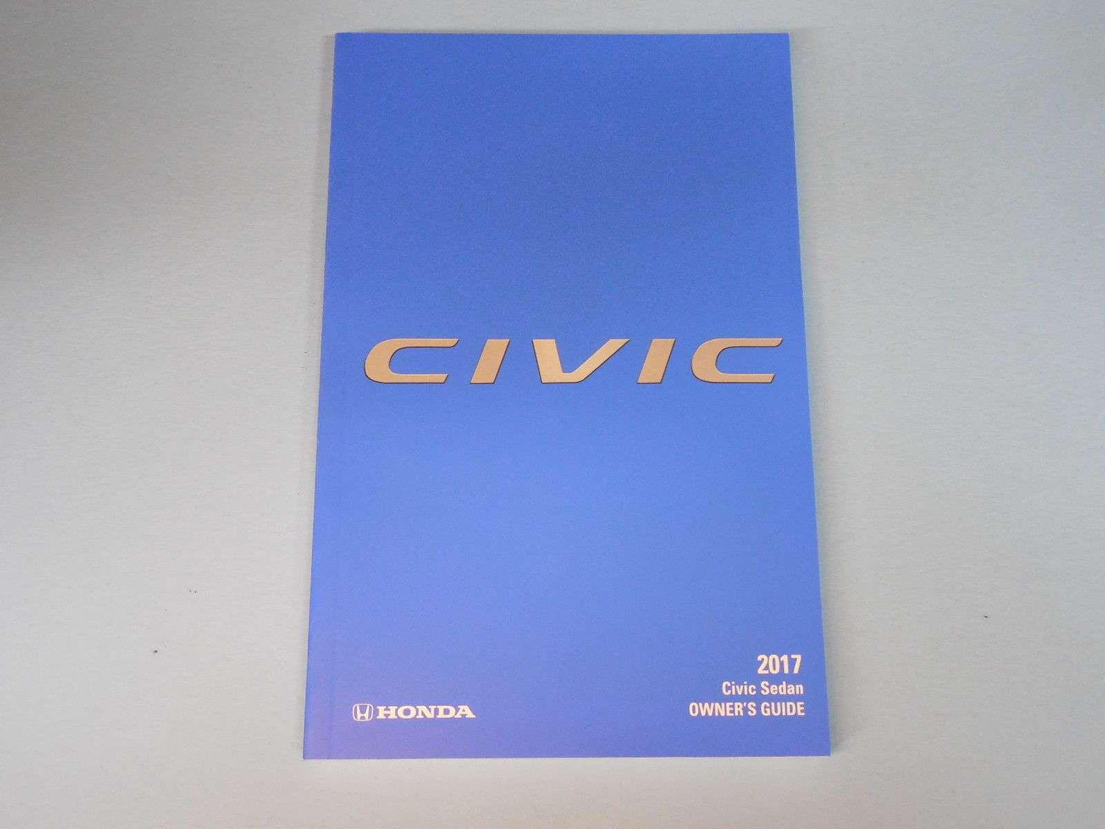 2017 honda civic sedan owner s manual for 2017 honda civic owner s manual