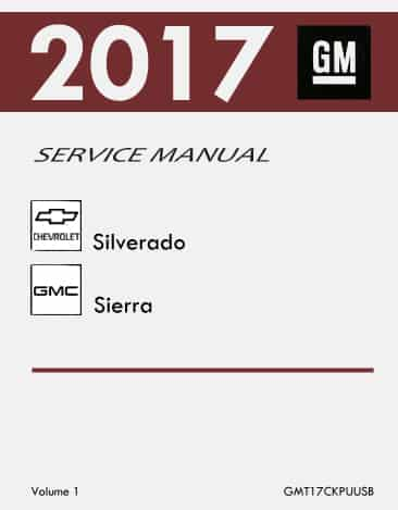 2018 chevrolet silverado owners manual pdf