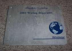 2001 Ford Windstar Wiring Diagrams Manual - DIY Repair Manuals