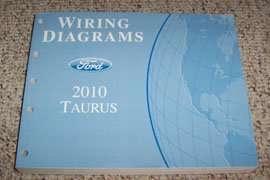 2010 Ford Taurus Wiring Diagram Manual - DIY Repair Manuals