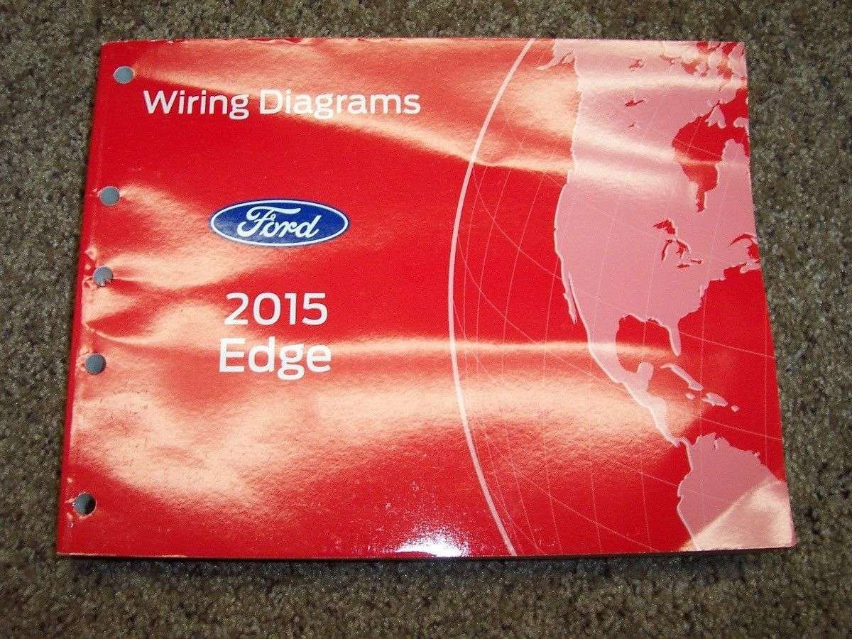2015 Ford Edge Wiring Diagram Manual
