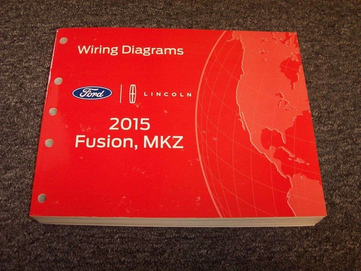 2015 Ford Fusion Wiring Diagram Manual