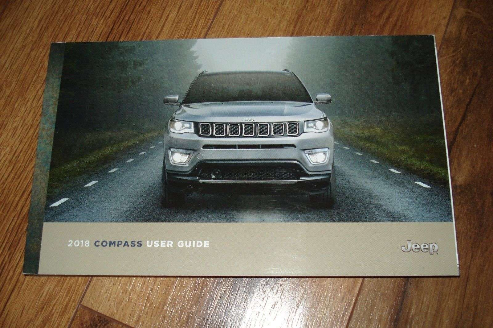 2018 Jeep Compass Owner U2019s Operator Manual User Guide Manual Guide