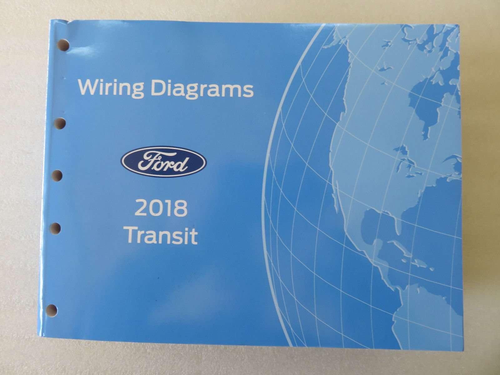 2018 Ford Transit Wiring Diagram Manual