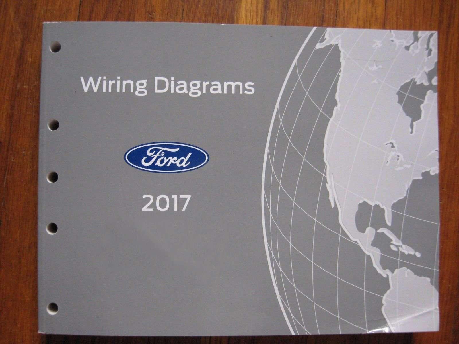 2017 Ford Fusion Wiring Diagram Manual