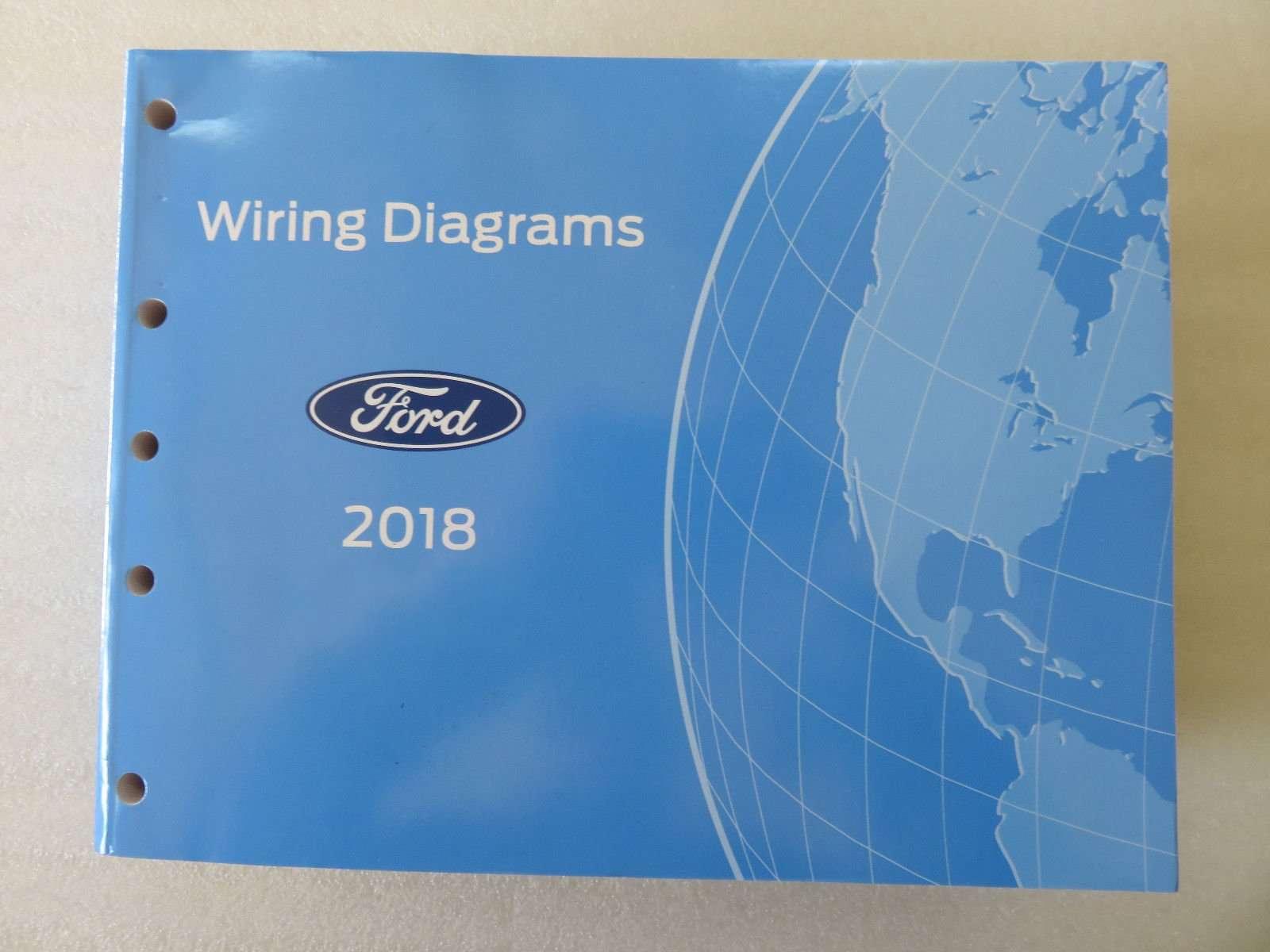 2018 Ford Escape Wiring Diagram Manual
